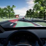 Augmented Reality für hochautomatisierte Fahrzeuge