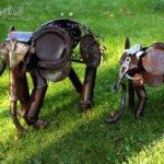 Elefantenpaar