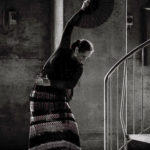 Flamencotanz mit Abaníco (Fächer)