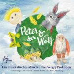 Illustrationen für ein Theaterstück der Puppenspielerin Anne Sudbrack