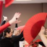 Flamencotanz – Unterricht mit Fächer