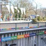 #wachtsambleiben Installation + Kampagne, Oldenburg