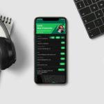 UI / UX Design — Redesign Apples Kontakte App